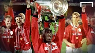 "Champions League success was ""meant to be"" -- Andy Cole"