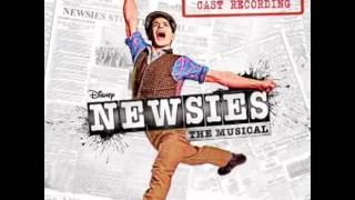 Newsies (Original Broadway Cast Recording) - 9. Seize The Day