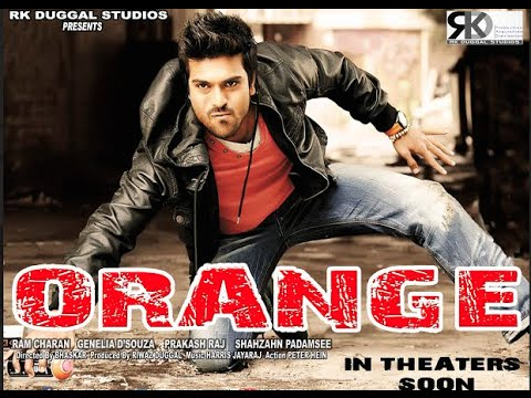 Thumbnail: ORANGE (2016) Official Teaser | Ram Charan, Genelia D'souza | Coming Soon in Theaters!