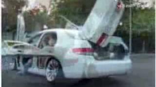 tuning cu usi giratorii - Honda Accord