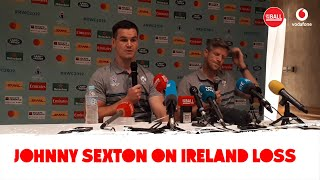 'It was frustrating to watch' | Sexton and Easterby Press Conference