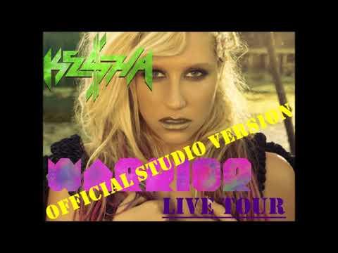 Kesha - Warrior (Live Tour) [STUDIO VERSION] + Download