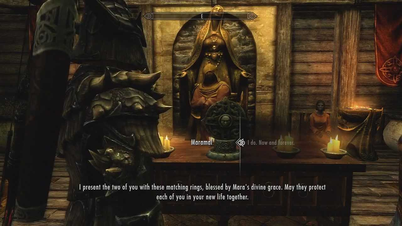 Skyrim How To Get Married To Ysolda Youtube