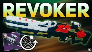 Revoker Sniper Review (Crucible Pinnacle Weapon) | Destiny 2 Season of Opulence