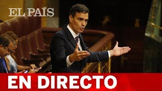 DIRECTO | SÁNCHEZ, en el CONGRESO: VENEZUELA, el BREXIT y las sociedades de los ministros