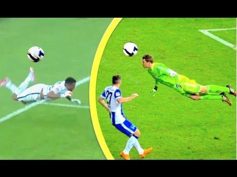 Suicidal Goalkeepers ● Craziest Football Skills