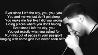 Скачать Drake You Used To Call Me On My Cell Phone Lyrics