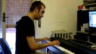 Star Trek - The Next Generation Theme on Piano
