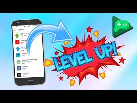 HOW TO LEVEL UP YOUR GOOGLE PLAY GAMES ACCOUNT TO LEVEL 50!! (Boost XP Fast & Easy) | Max Level 50