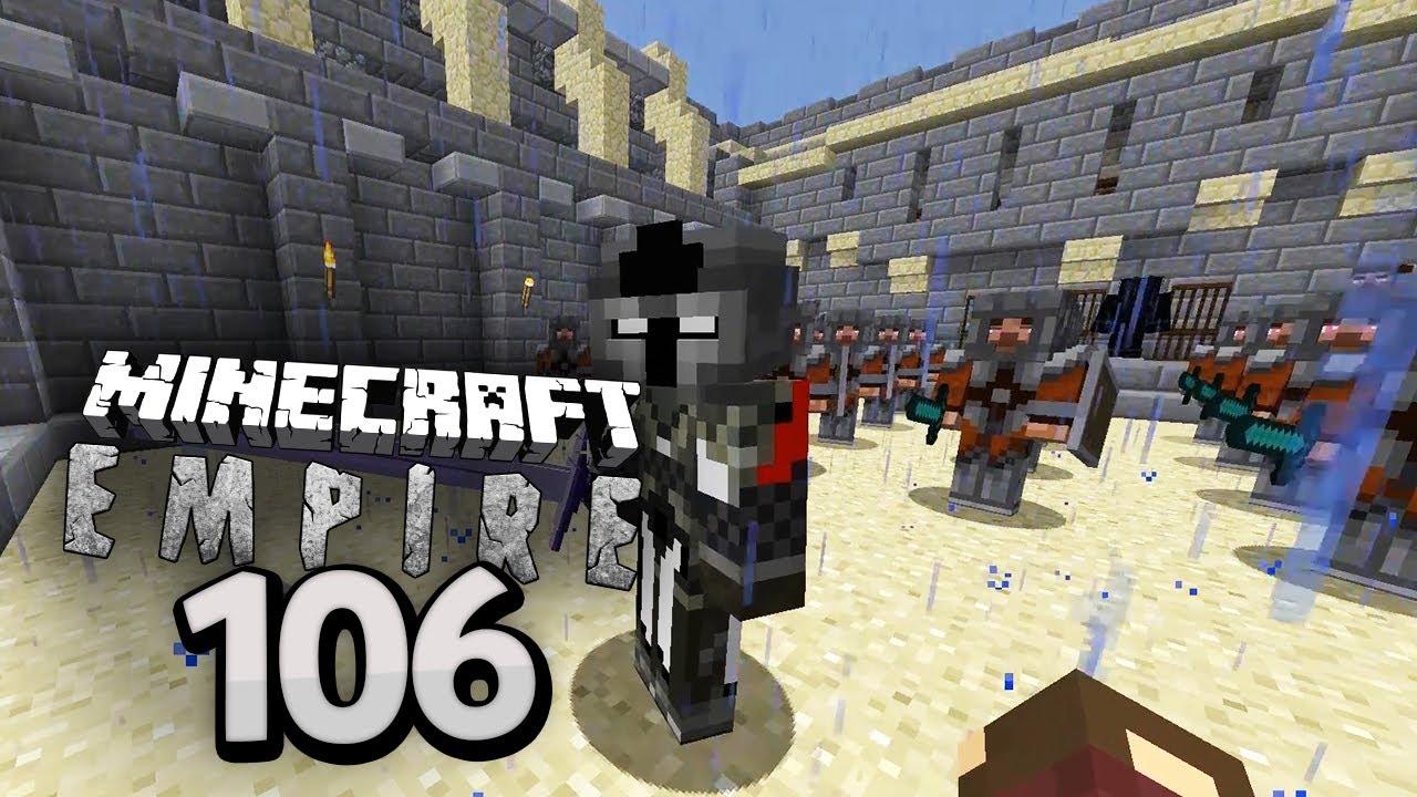 Die BEFLECKTEN Minecraft EMPIRE Clym YouTube - Minecraft empire spielen