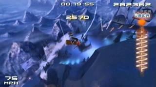 SSX 3 - All Peak Run (Part 1)