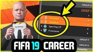 HOW I BROKE THE EUROPA LEAGUE IN FIFA 19 CAREER MODE