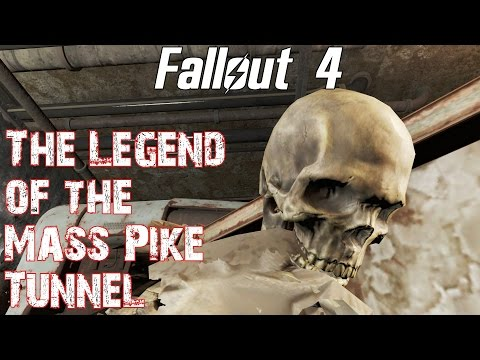 Fallout 4- The Legend of the Mass Pike Tunnel
