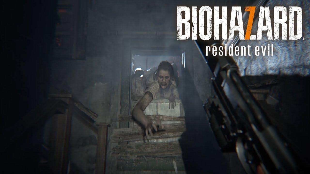 Resident Evil 7 Cheat Table |