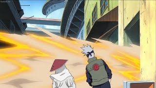 Kakashi visits the house of Naruto, Sasuke and Sakura - Sadness in Kakashi's heart