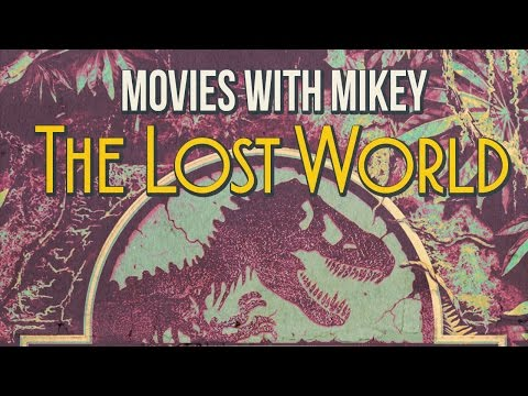 The Lost World (1997) - Movies with Mikey