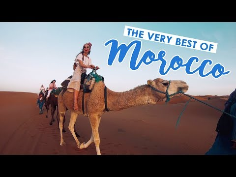 The BEST places to travel in Morocco