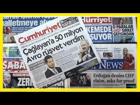 Turkey seizes assets of reza zarrab, witness in sanctions-evasion case