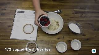 Lung Healthy Recipe: Quick Crunchy Cereal
