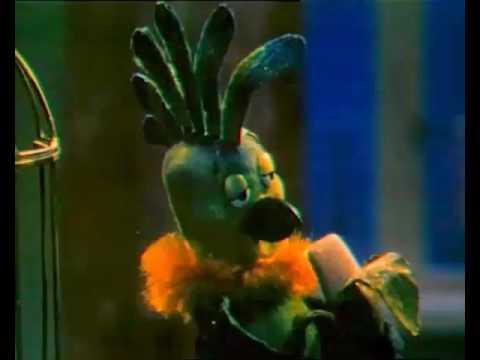 Мультфильм попугай и матрос рома