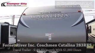 Forest River Inc. Coachmen Catalina 283RKS