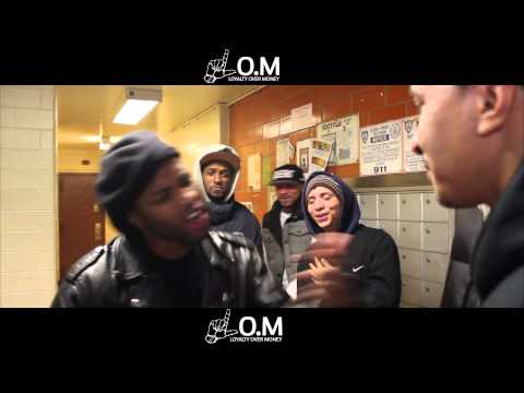 Hollow Da Don vs Loaded Lux Rematch Round 1 - Co-Starring Melly Mel as Lux