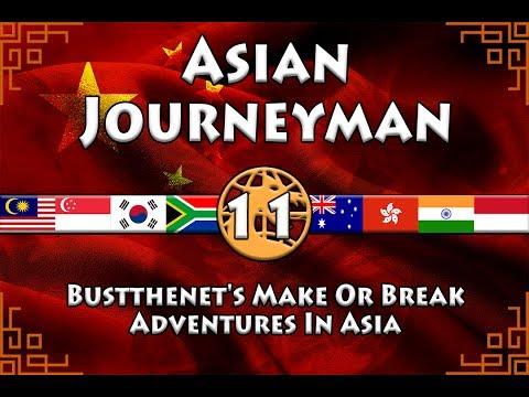 FM17 | Asian Journeyman 11| What a turnaround for Hunan |