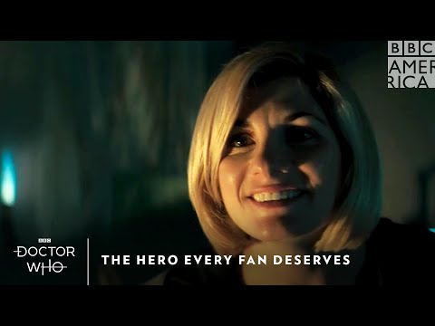 The Hero Every Fan Deserves | Doctor Who | New Year's Day at 8/7c | BBC America