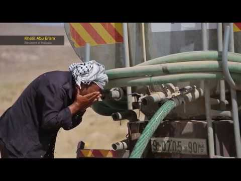 ACCESSING WATER a story from South Hebron Hills