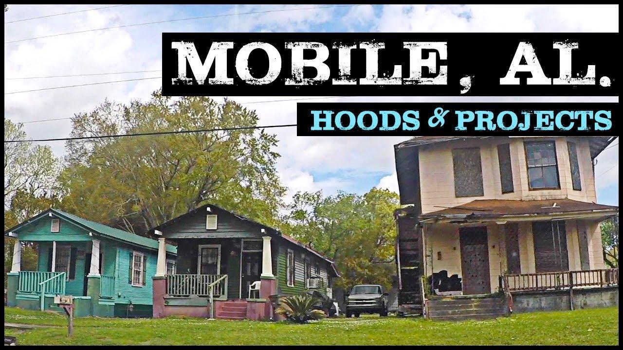 Mobile Alabama Worst Hoods Youtube