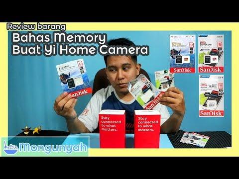 Beda Sandisk Extreme dengan memori lain dan Review Yi Home Camera setelah 1 tahun - Mongunyah