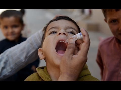 FIR filed against father for refusing polio vaccine in Islamabad
