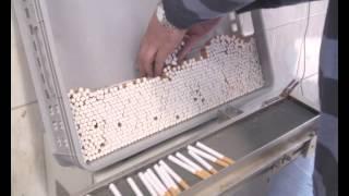 Repeat youtube video PROF 250 - maszyna do profesjonalnej produkcji papierosów