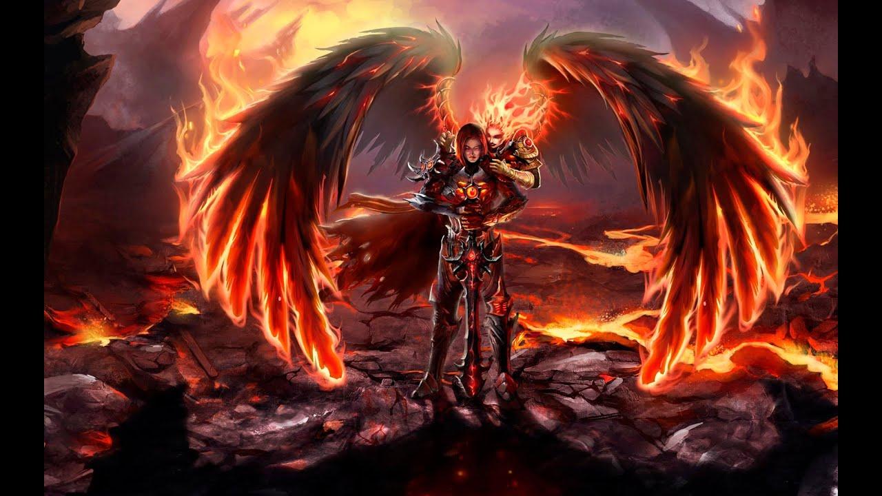 Shepherd of fire ultimate gaming tribute youtube - Anime male wallpaper hd ...