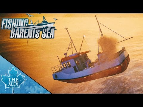 Fishing: Barents Sea #9 - High Rollers - English Gameplay |