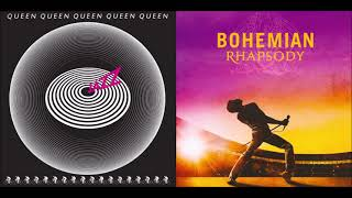 Queen - Don't Stop Me Now [Revisited with Long Lost Guitars]