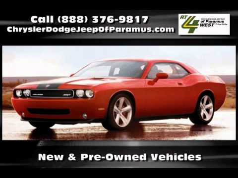 Car Sales in Paramus NJ Chrysler Dodge Jeep of Paramus