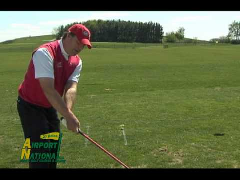 Airport National – Golf Tips – Practice Swing.wmv