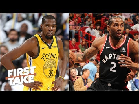 Should Kawhi Leonard and Kevin Durant consider joining the Clippers? | First Take