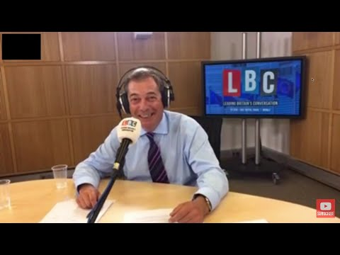 The Nigel Farage Show: Juncker's right hand man says Brexit voters are stupid. LBC - 5th Sept 2017