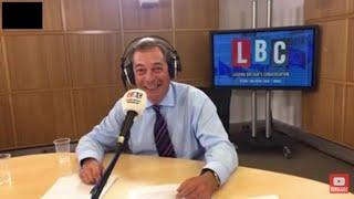 The Nigel Farage Show: Juncker