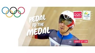 Day 8: pedal to the medal