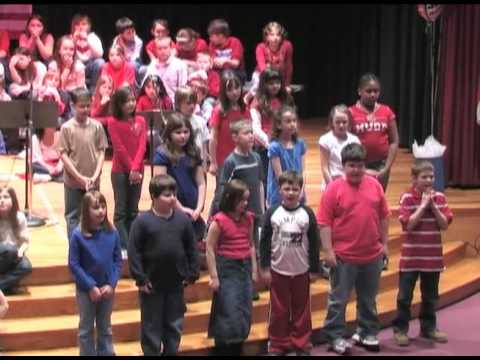 Sand Hill Venable Elementary School indoctrination video