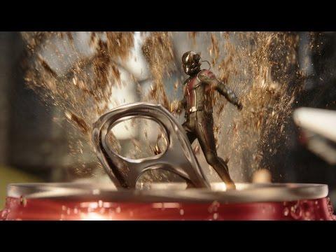 Hulk vs. Ant-Man - Coca-Cola: Coke Mini