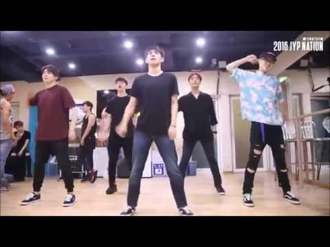 [CUT] DAY6 Dance Practice