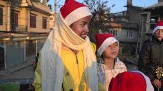 A Nepal Orphans Home Christmas