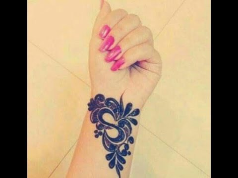 Henna Wrist Tattoos Designs Simple Wrist Henna Ideas Beauty Of