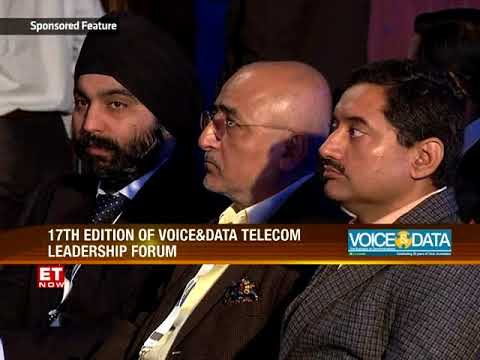 17th Telecom Leadership Forum: Complete Event Coverage on ETNow