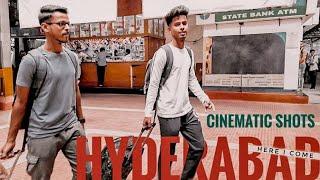 MUMBAI TO HYDERABAD | CINEMATIC SHOTS | SID LIFESTYLE