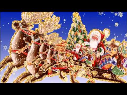 Зимняя сказка Поздравление С Новым Годом! Новый Год